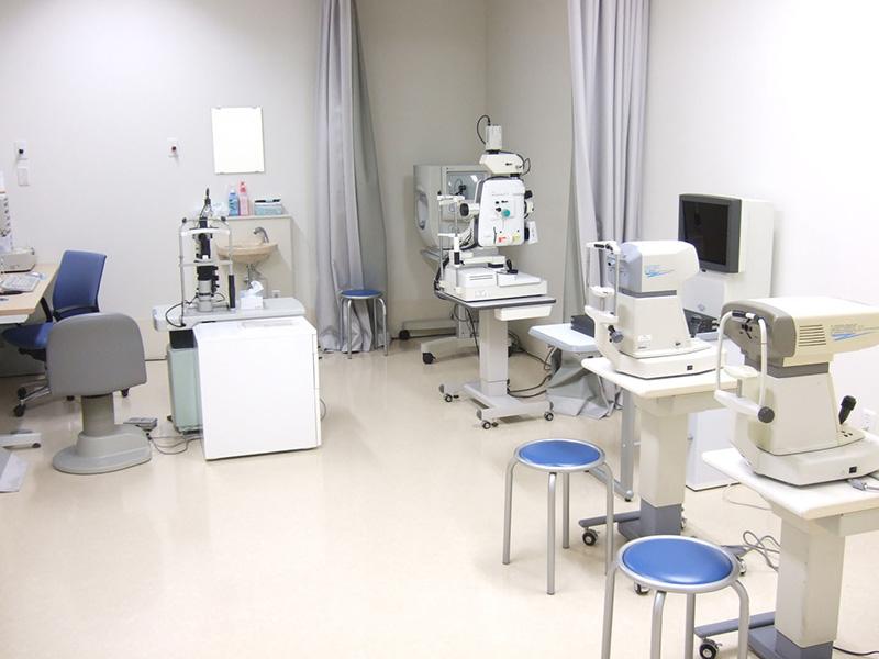 眼科診察室